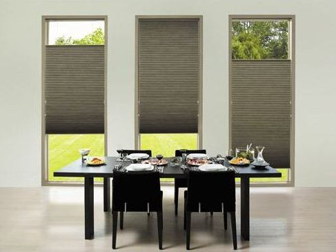 pleated grants bespoke blinds honeycell window duette