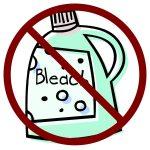 No Bleach - Clean Venetian Blinds