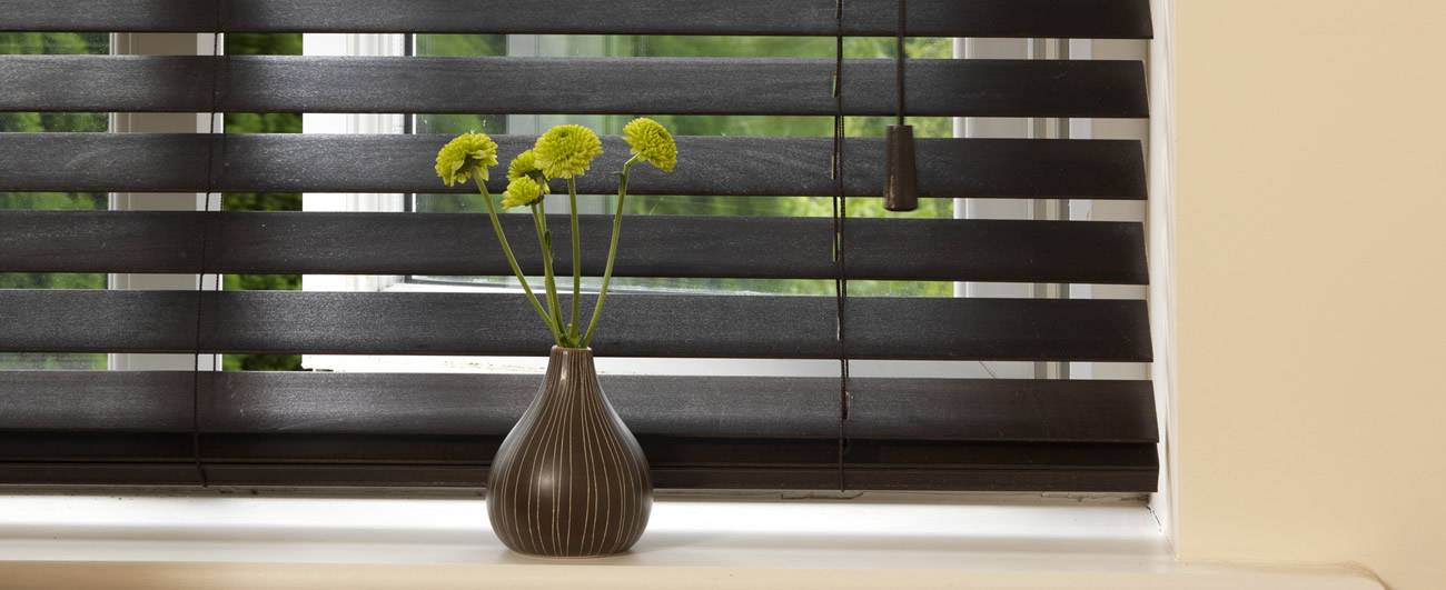Wooden Clean Venetian Blinds