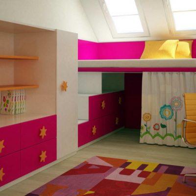 Coloured Furniture - fashionretailnews.com