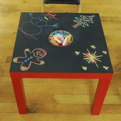 Coloured Furniture customised