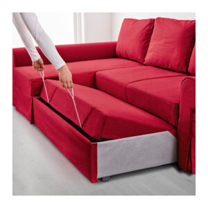 backabro-sofa-bed-with-chaise-longue-nordvalla-red__ ... on chaise lounge bed, antique walnut bed, chaise sleeper bed, chair bed, double chaise sofa bed,