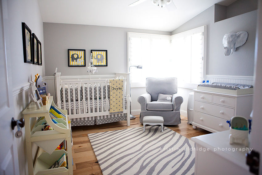 Chest Drawers Baby Room Idea Window
