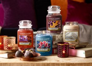 Autumn Decoration - Yankee Candles